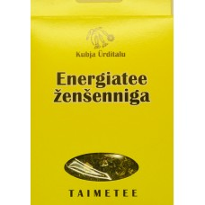 Energy tea with ginseng  20g.