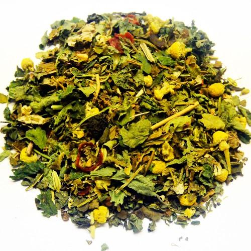 "Herbal tea ""Green Silence"" 25g."