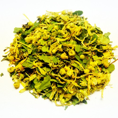 Herbal tea cholagogic