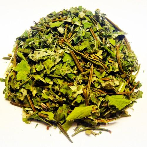 Herbal tea for asthma