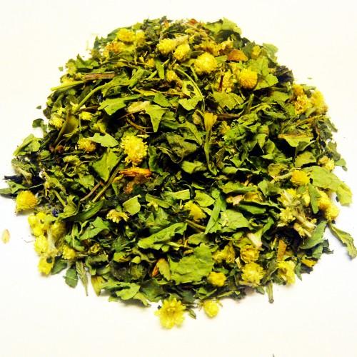 Herbal tea lowers cholesterol