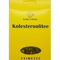 Herbal tea lowers cholesterol 20g.