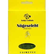 Nettle leaves 15g.